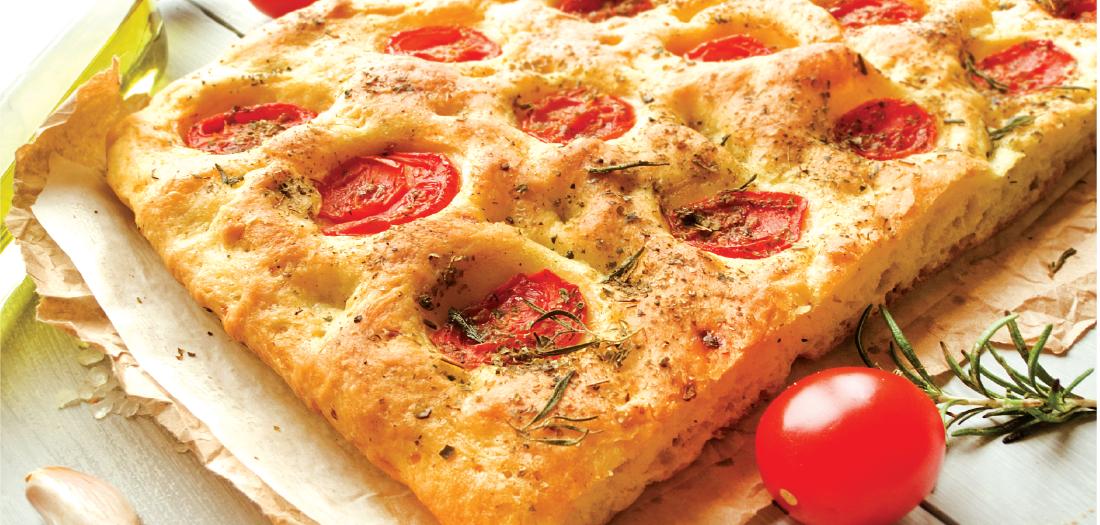 Garlic-and-Tomato-Focaccia